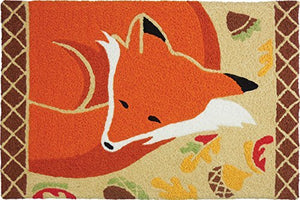 "Jellybean Sleeping Fox 21"" X 33"""