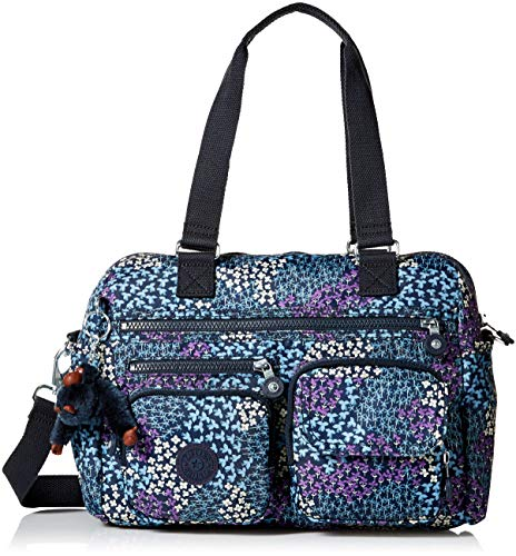 Kipling Mara Printed Satchel, Dotted Bouquet