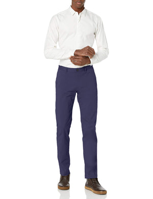 Theory Men's Zaine Witten Trousers, Eclipse, 32