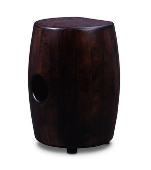 LP Matador Stave Quinto Cajon with Mahogany Finish and Natural Front M1405MN