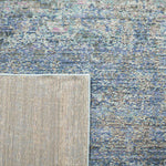 Safavieh Mystique Collection MYS920F Vintage Watercolor Overdyed Blue and Multi Distressed Area Rug (10' x 13')