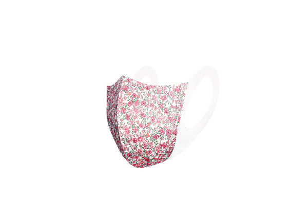 AIRLLO MASK V3+ Floral Pink (Adult/Reusable*)