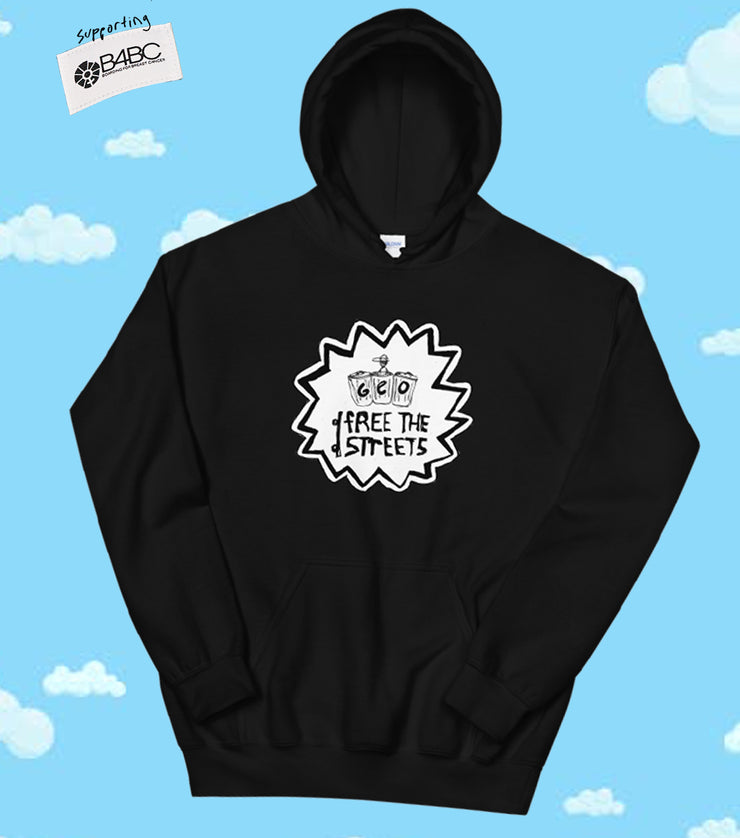 fREE THE STrEETS OG Hoodie