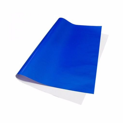 PAPEL LUSTRE AZUL ROYAL