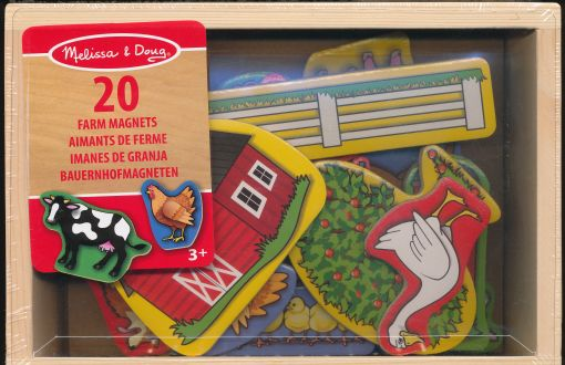 MAGNETOS WOODEN FARM