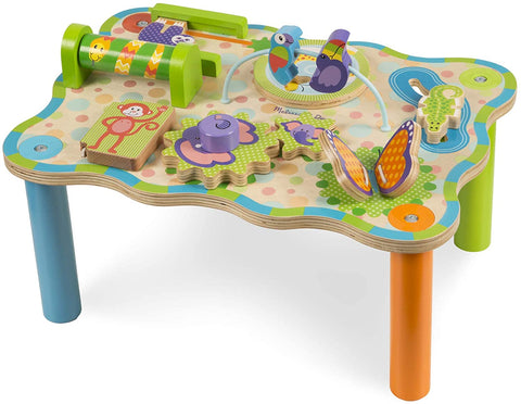 JUNGLE ACTIVITY TABLE M&D