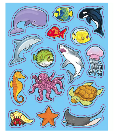 STICKERS SEA LIFISE