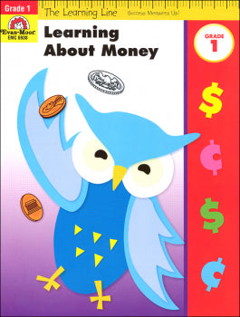LIBRO LEARNING ABOUT MONEY GRADO 1