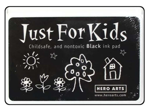 ALMOHADILLA HERO ARTS KIDS BLACK