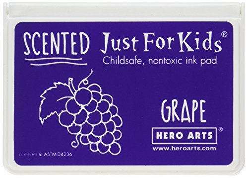 ALMOHADILLA KIDS SCENTED GRAPE