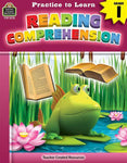 LIBRO PRACTICE TO LEARN READING 1