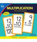 FLASH CARDS MULTIPLICATION