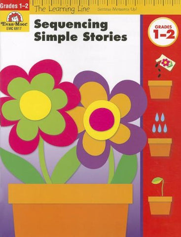LIBRO SEQUENCING SIMPLE STORIES GRADO 1-2