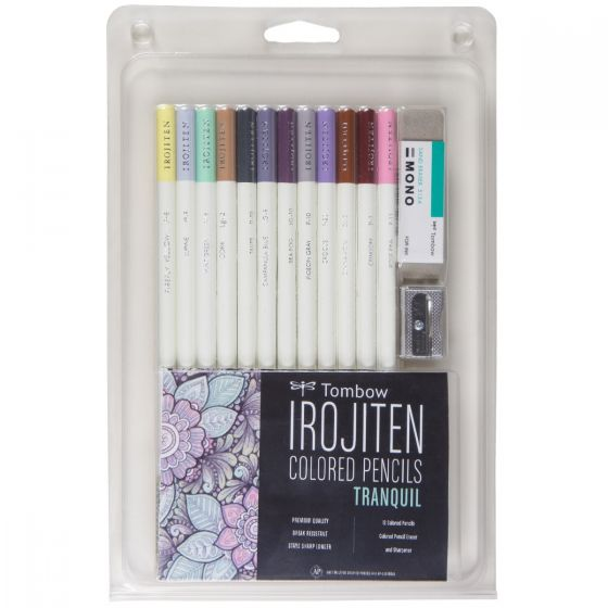 SET DE COLORES TOMBOW