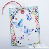 SELLO BUTTERFLY 6PCS