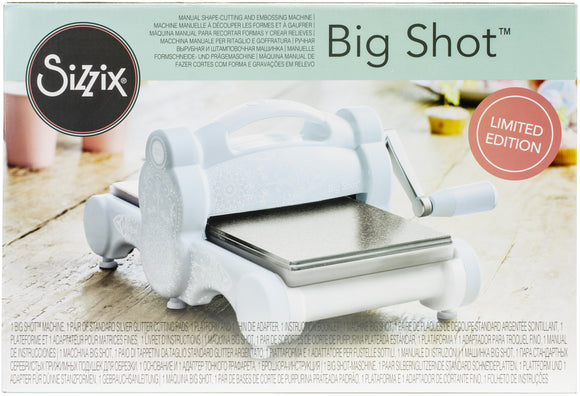 MAQUINA SIZZIX BIG SHOT SKY