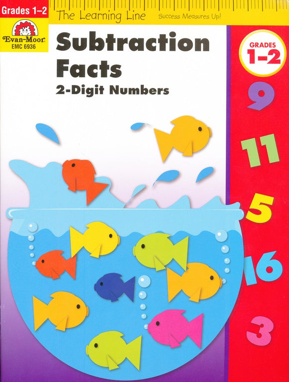 LIBRO SUBTRACTION FACTS GRADOS 1-2