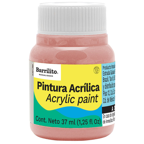 PINTURA ACRILICA 37ML COLOR PIEL