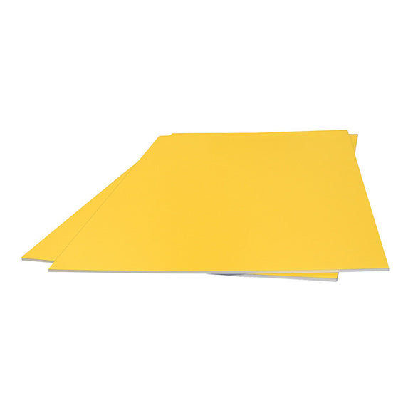 FOAM BOARD YELLOW 20X30 BAZIC