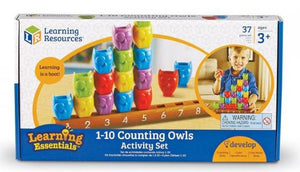 COUNTING OWLS 1-10