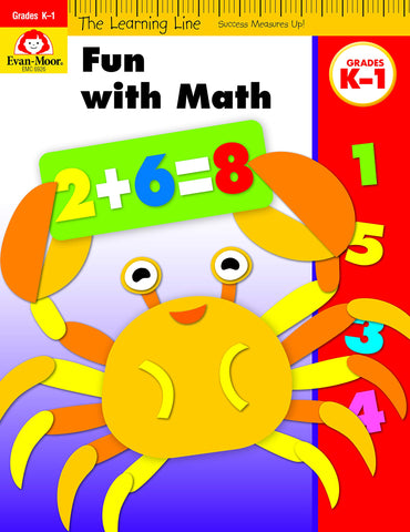 LIBRO FUN WITH MATH GRADOS K-1