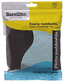 FOAMY MOLDEABLE NEGRO BARRILITO 50GR