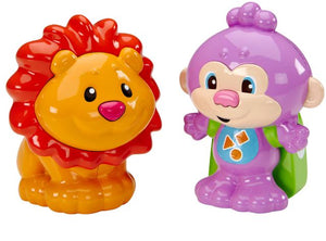 TALK`N TEACH MONKEY & LION FISHER-PRICE
