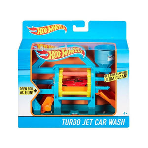 HOT WHEELS TURBO JET CAR WHASH
