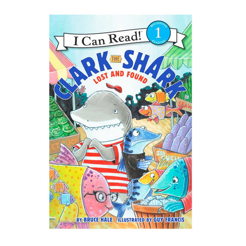 LIBRO CLARK THE SHARK LOST AND FOUND