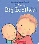 LIBRO  I AM A BIG BROTHER! CAROLINE JAYN