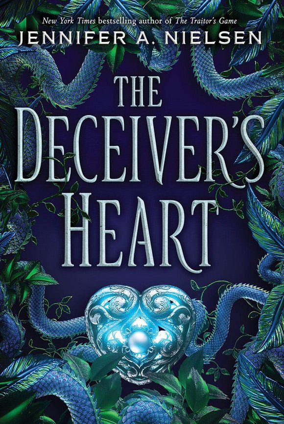 LIBRO THE DECEIVERS HEART
