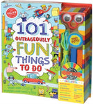 LIBRO 101 OUTRAGEOUSLY FUN THINGS