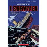 LIBRO I SURVIVED THE SINKING OF THE TITANIC