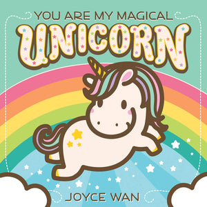 LIBRO YOU ARE MY MAGICAL UNICORNIO