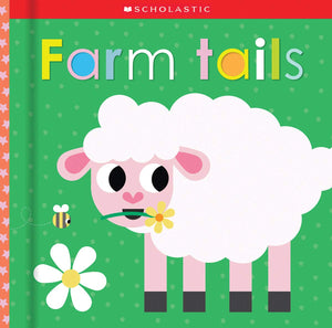 LIBRO EARLY LEARNERS FARM TAILS