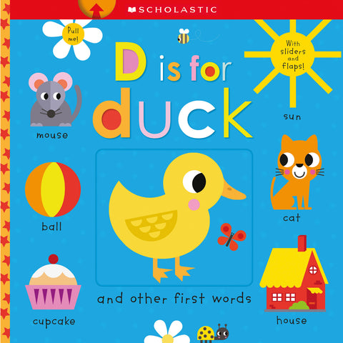LIBRO D IS FOR DUCK