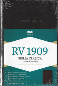 BIBLIA C/REFERENCIA RV 1909
