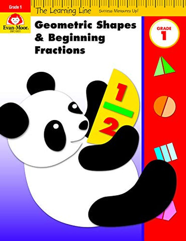 LIBRO GEOMETRIC SHAPES & BEGINNING FRACTIONS GRADO 1