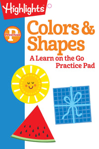 LIBRO COLORS AND SHAPES