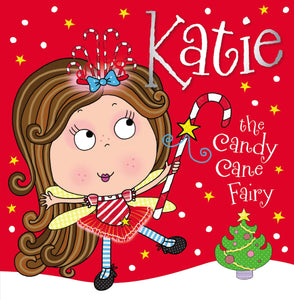 LIBRO  KATIE THE CANDY CANE FAIRY