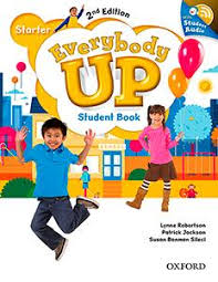 LIBRO EVERYBODY UP STUDENT BOOK- 2ND EDICION