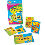 WORD BUILDING CARD GAME  SOUND HOUNDS