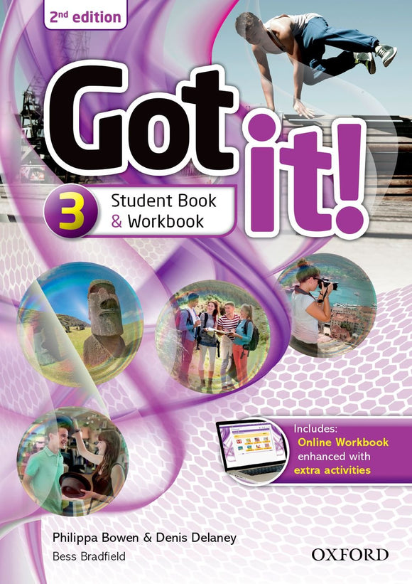 LIBRO GOT IT-STUDENT WORKBOOK NIVEL 3