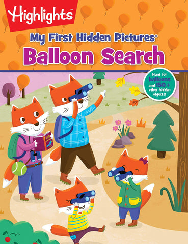 LIBRO BALLOONS SEARCH