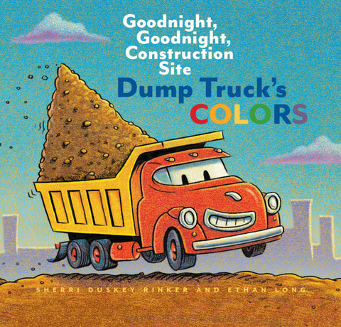 LIBRO DUMP TRUCKS COLORS
