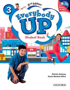 LIBRO EVERYBODY UP-NIVEL 3 STUDENT BOOK