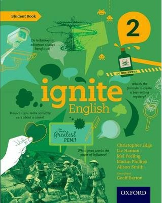 LIBRO IGNITE ENGLISH-NIVEL 2