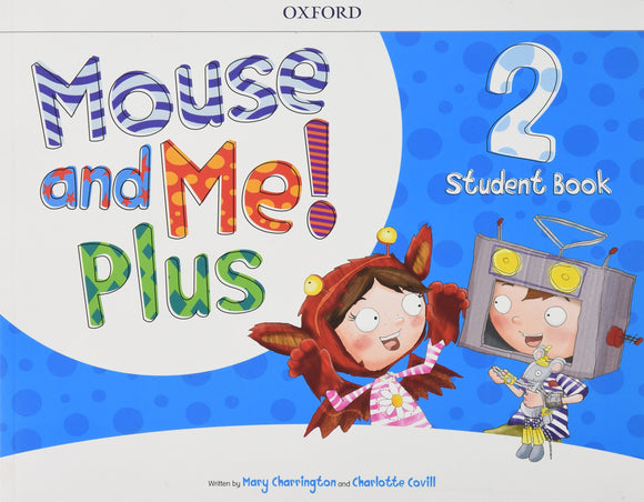 LIBRO MOUSE AND ME PLUS-NIVEL 2