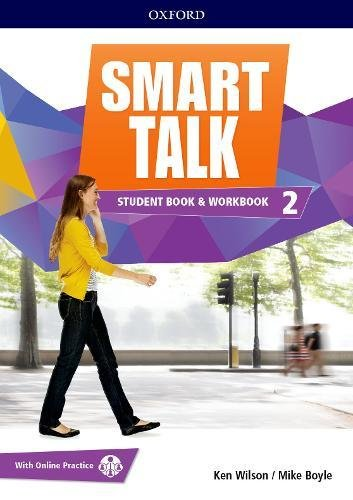 LIBRO SMART TALK-STUDENT BOOK & WORKBOOK