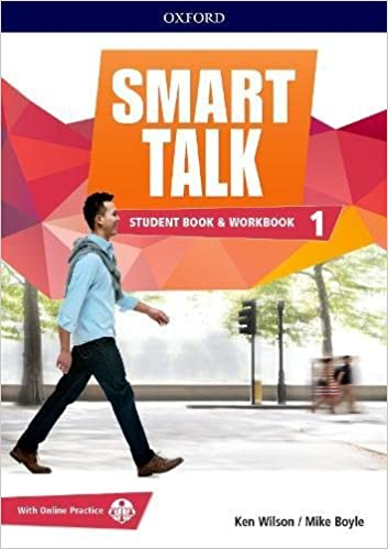 LIBRO SMART TALK-STUDENT BOOK & WORBOOK NIVEL 1